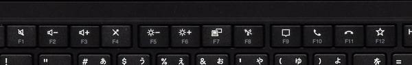 ThinkPad E14 Gen 3(AMD) ファンクションキー