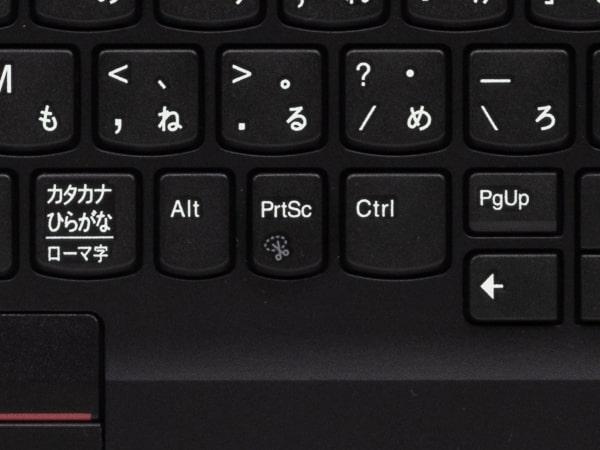 ThinkPad E14 Gen 3(AMD) 配列