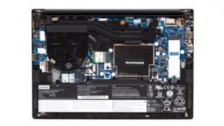 ThinkPad E14 Gen 3(AMD)の分解とメモリー増設について:手軽にパーツをアップグレード可能