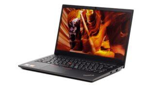 ThinkPad E14 Gen 3(AMD)を安く買う方法とおすすめ構成例