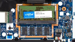 ThinkPad E14 Gen 3(AMD) Ryzen 3 5300Uモデルのメモリー増設の効果について:実はもっとも高コスパなのは4GB+8GBの組み合わせ?