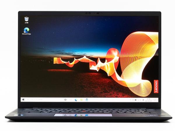 ThinkPad X1 Carbon Gen 9 デスクトップ