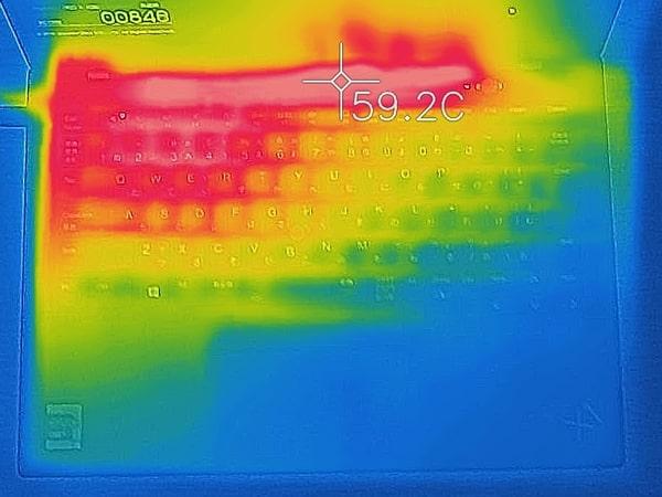 ThinkPad X1 Carbon Gen 9 ベンチマーク