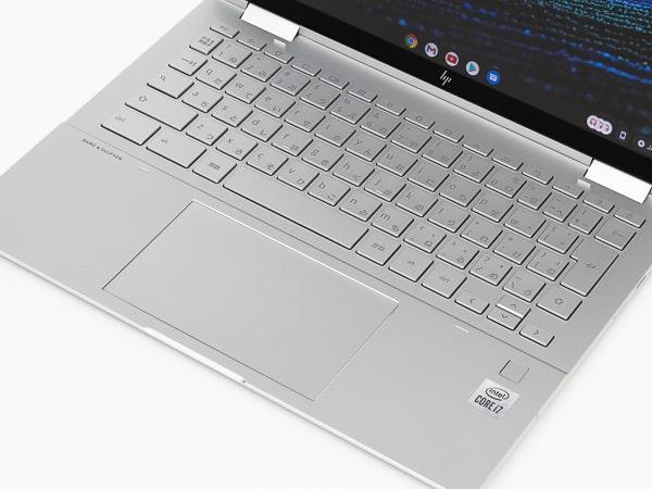 HP Chromebook x360 13c パームレスト
