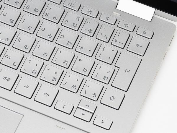 HP Chromebook x360 13c 配列