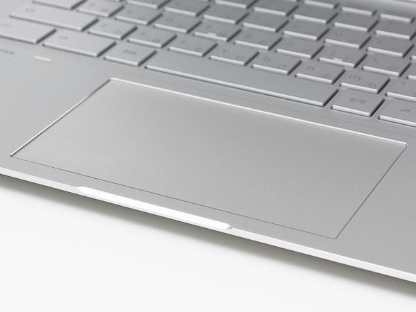 HP Chromebook x360 13c タッチパッド