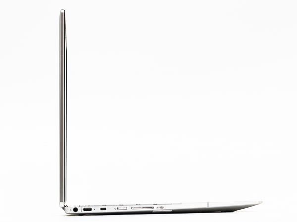 HP Chromebook x360 13c シルエット