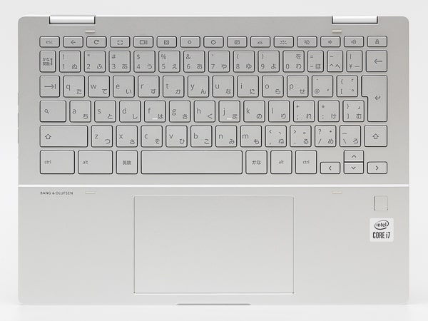 HP Chromebook x360 13c キーボード