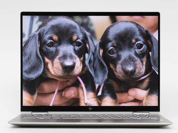 HP Chromebook x360 13c ベゼル