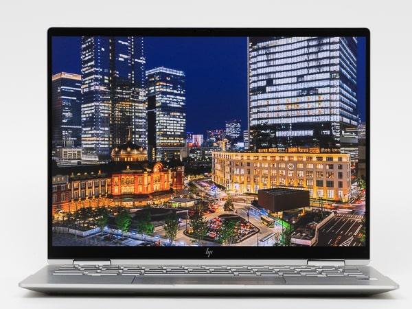 HP Chromebook x360 13c 映像品質