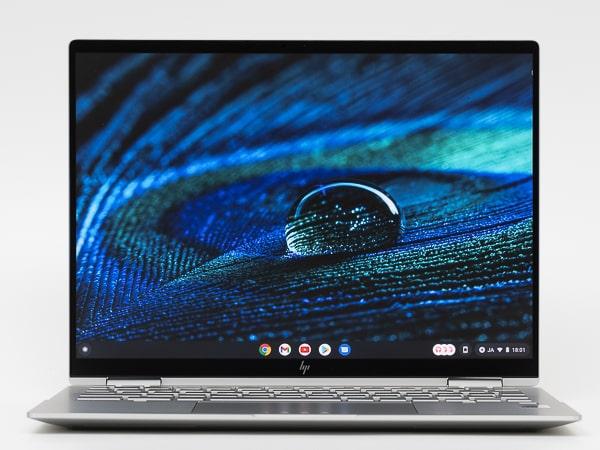 HP Chromebook x360 13c デスクトップ