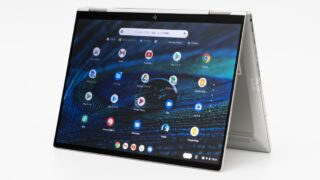 HP Chromebook x360 13cレビュー:Coreプロセッサ&LTE搭載の高級モバイル2-in-1 Chromebook
