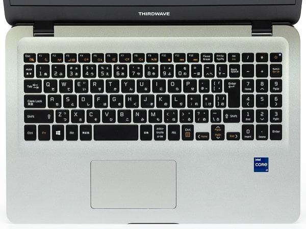 THIRDWAVE DX-T7 キーボード