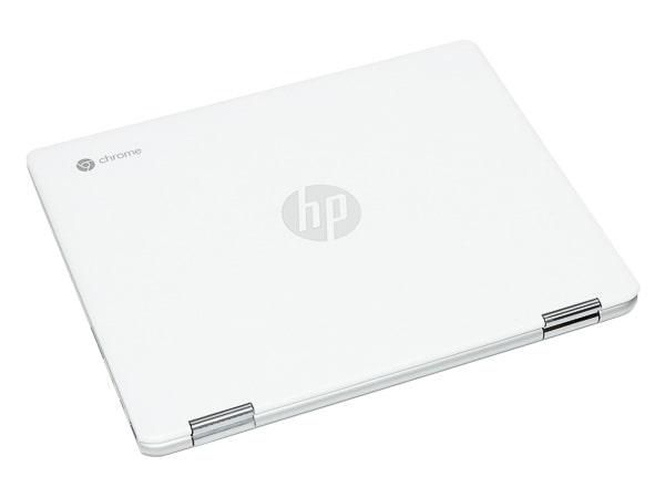 HP Chromebook x360 12b 天板