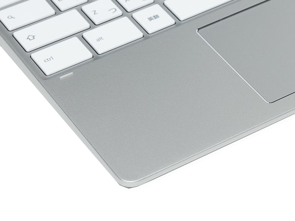 HP Chromebook x360 12b パームレスト