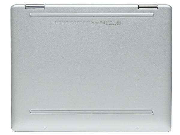 HP Chromebook x360 12b 底面