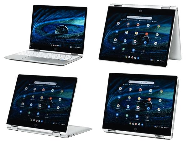 HP Chromebook x360 12b 2in1-