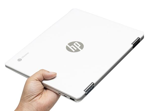 HP Chromebook x360 12bレビュー