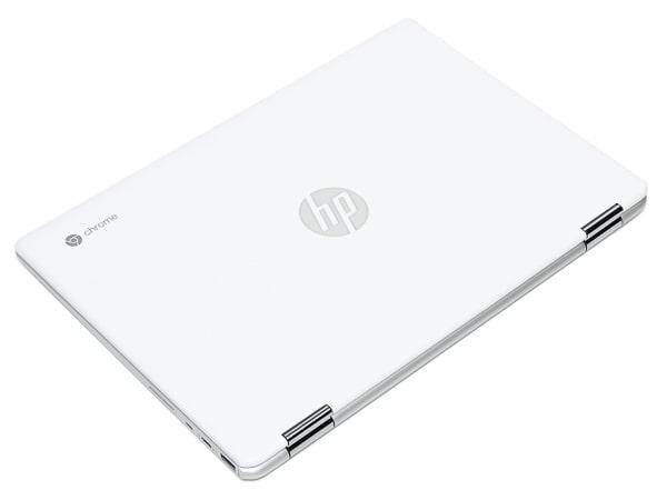 HP Chromebook x360 14b 天板