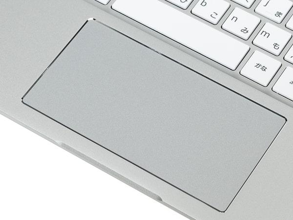 HP Chromebook x360 14b タッチパッド