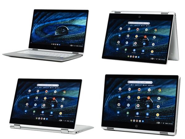 HP Chromebook x360 14b 2in1