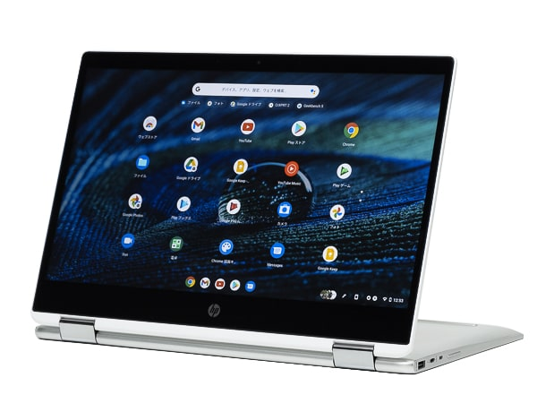 HP Chromebook x360 14b 感想