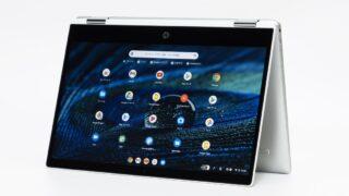 HP Chromebook x360 14bレビュー:高品質&高性能な高級エントリー2-in-1