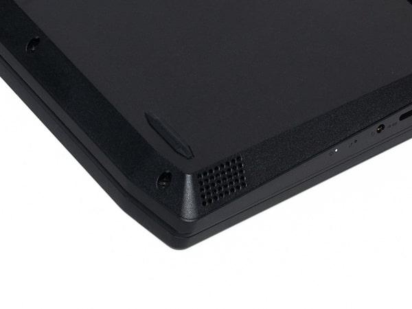 IdeaPad Gaming 350 15 (AMD) スピーカー