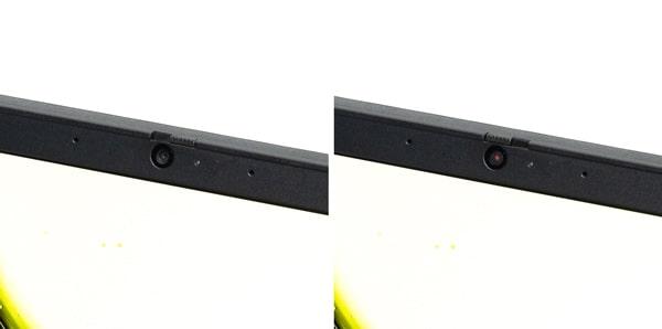 IdeaPad Gaming 350 15 (AMD) Webカメラ