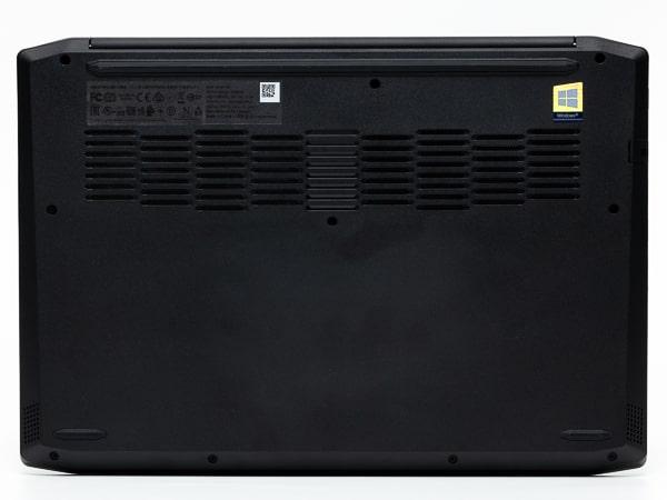 IdeaPad Gaming 350 15 (AMD) 底面