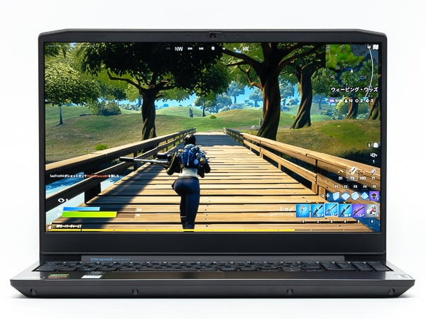IdeaPad Gaming 350 15 (AMD) リフレッシュレート