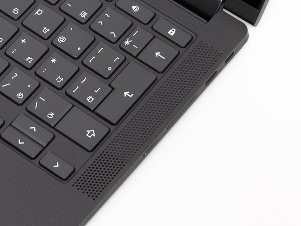 IdeaPad Flex550i Chromebook スピーカー