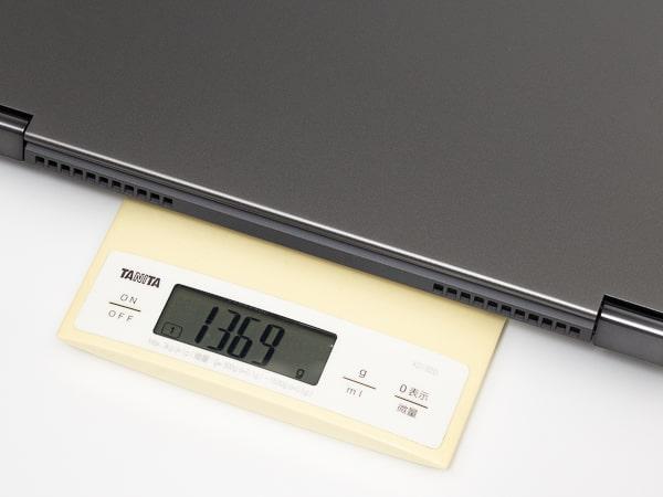 IdeaPad Flex550i Chromebook 重さ