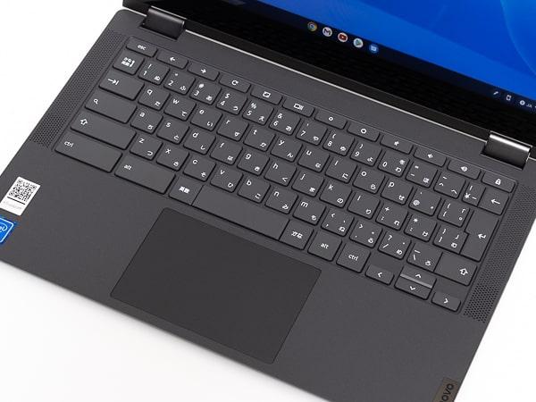 IdeaPad Flex550i Chromebook パームレスト