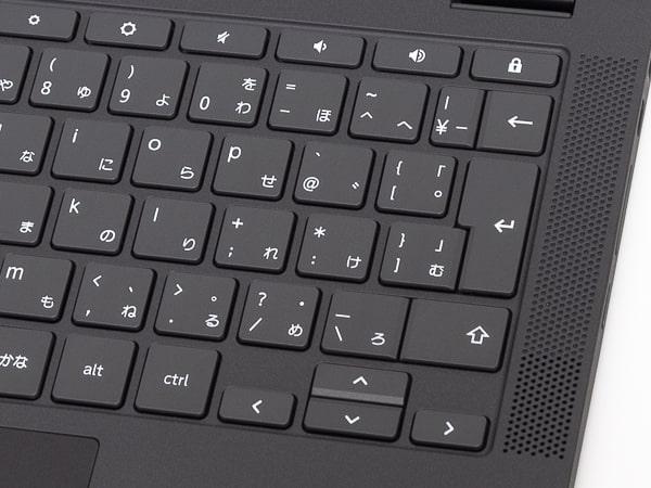 IdeaPad Flex550i Chromebook 配列