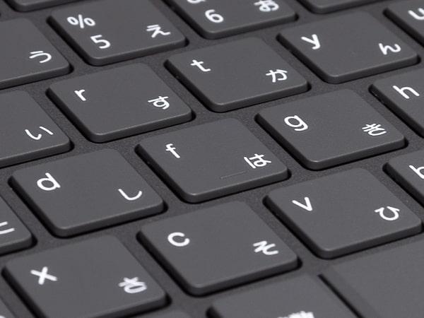 IdeaPad Flex550i Chromebook タイプ感