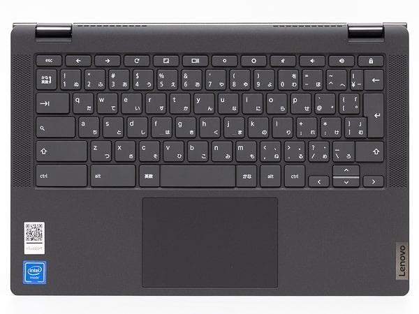 IdeaPad Flex550i Chromebook キーボード