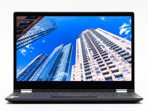 IdeaPad Flex550i Chromebook ベゼル