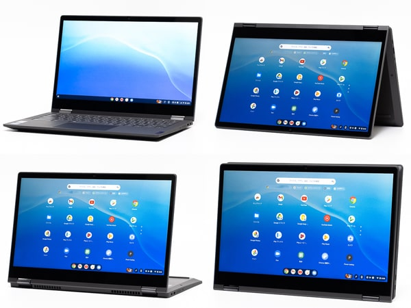 IdeaPad Flex550i Chromebook 2in1