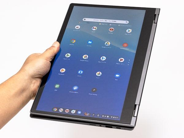 IdeaPad Flex550i Chromebook タブレット