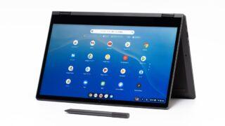 レノボIdeaPad Flex550i Chromebookレビュー:ペン付きで高品質デザインの13.3インチ2-in-1