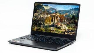 IdeaPad Gaming 350 15 (AMD)レビュー:Ryzen 5 4600H+GTX 1650 Ti搭載エントリーゲーミングノートPC