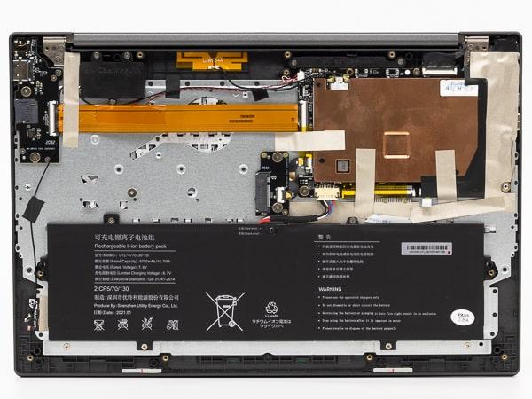 IPC-AA1401-HM 本体内部