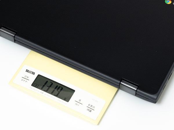 Lenovo 300e Chromebook 2nd Gen 重さ