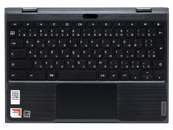 Lenovo 300e Chromebook 2nd Gen キーボード