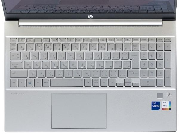 HP Pavilion 15-eg キーボード