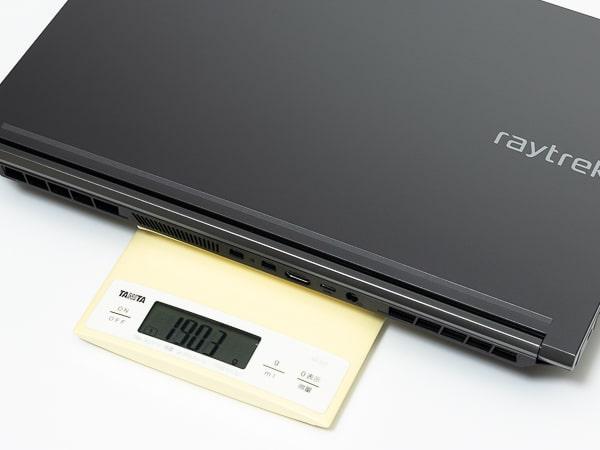 raytrek G5-R 重さ
