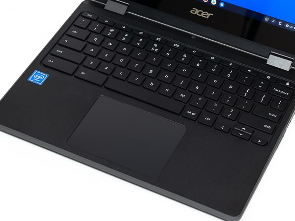 Acer Spin 512 パームレスト
