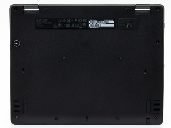 Acer Spin 512 底面