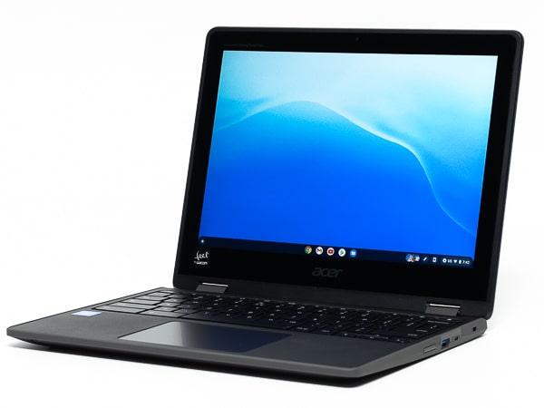 Acer Spin 512 タッチ操作